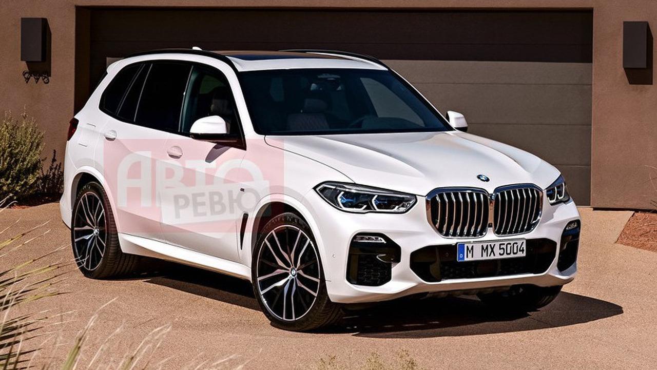 2019 BMW X5 leaked photo