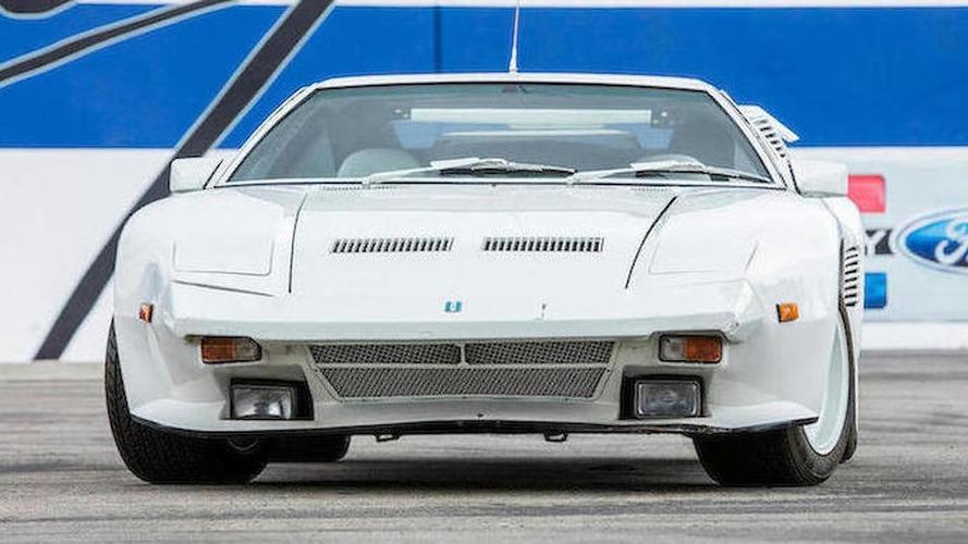 De Tomaso Pantera GT5-S 1987 ex Carroll Shelby