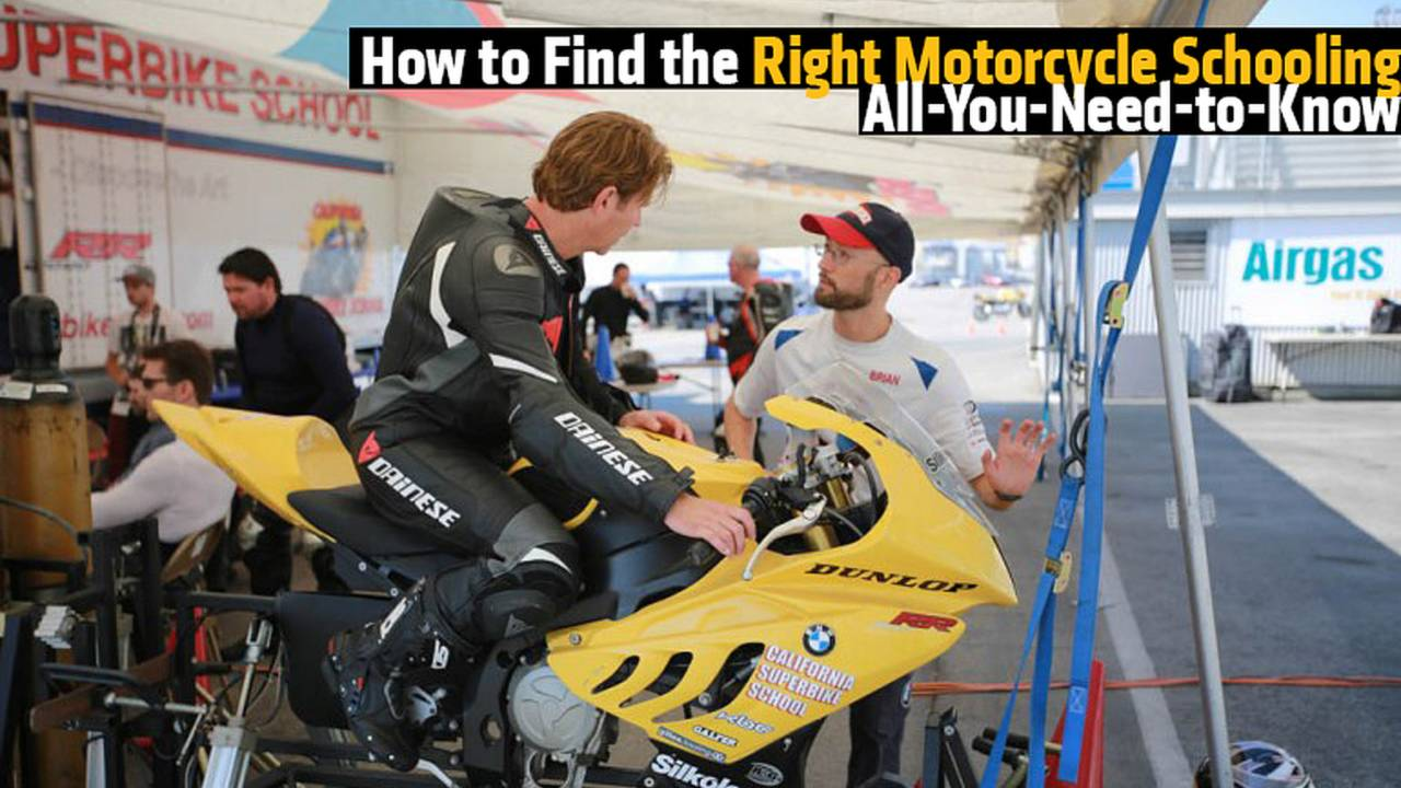 How to Find the Right Motorcycle Schooling: All-You-Need-to-Know