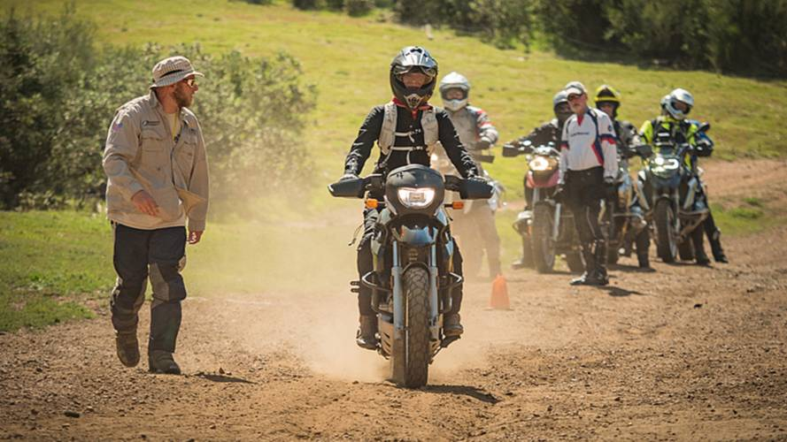 Introduction to Adventure-Training at RawHyde - The Pleasure and Pain of Learning to Ride ADV Motorcycles