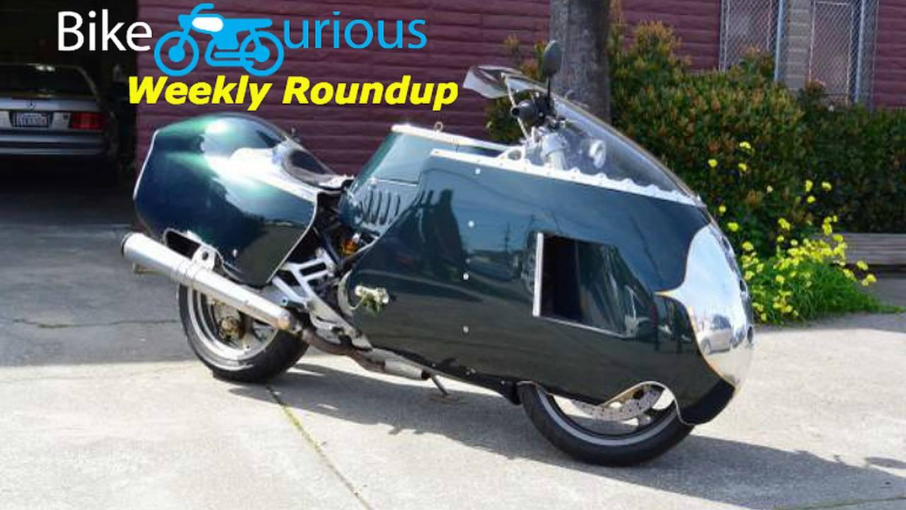 Top 5 Bike-uriosities – Week of 4/11