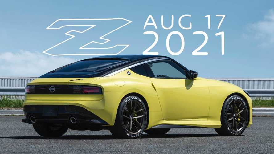 New Nissan Z debuts 17 August in New York City