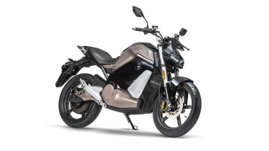 Vmoto Super Soco TS Street Hunter 2021
