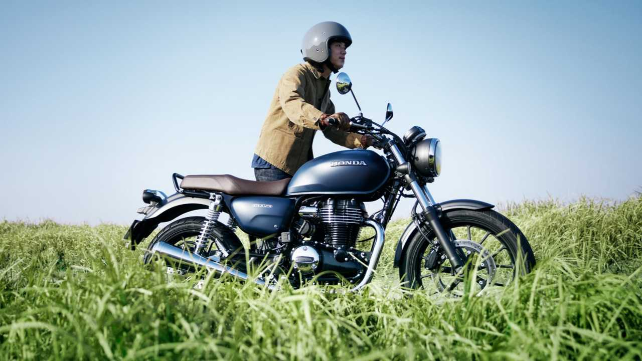 Honda Japan Officially Launches GB350