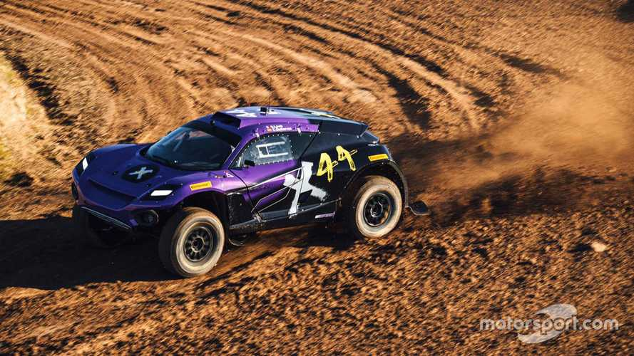 Prodrive joins forces with Hamilton's Extreme E team
