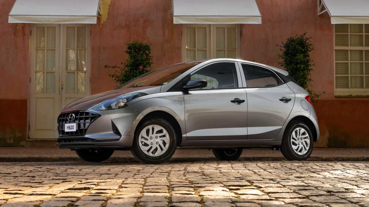 Hyundai HB20 Sense 1.0 MT 2022