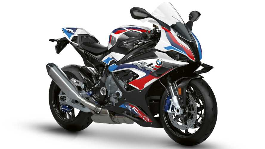 You Could Win A BMW M 1000 RR In The 2021 BMW Motorrad Race Trophy