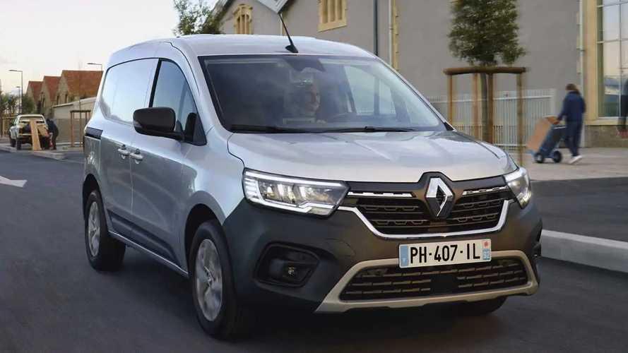 Renault Kangoo Rapid (2021)