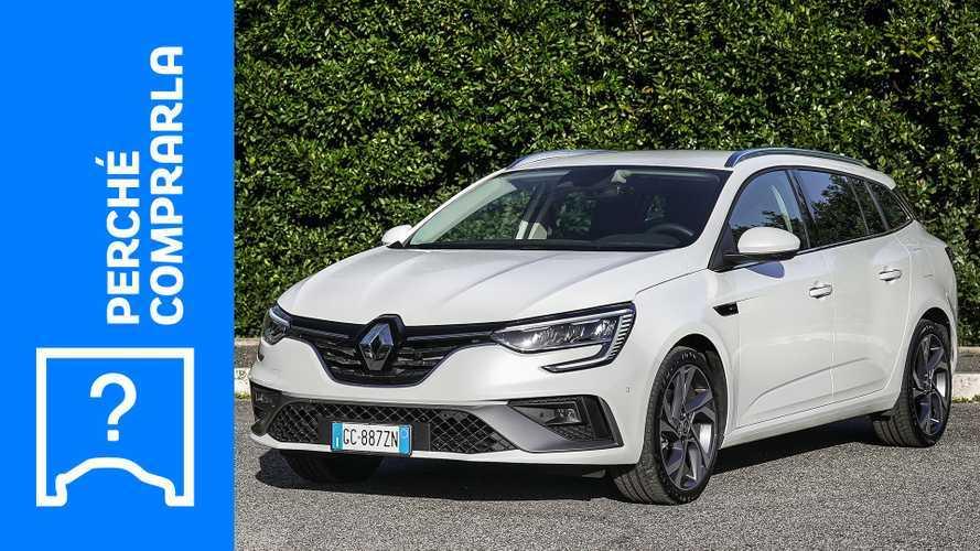 Renault Megane Sporter (2021), perché comprarla e perché no