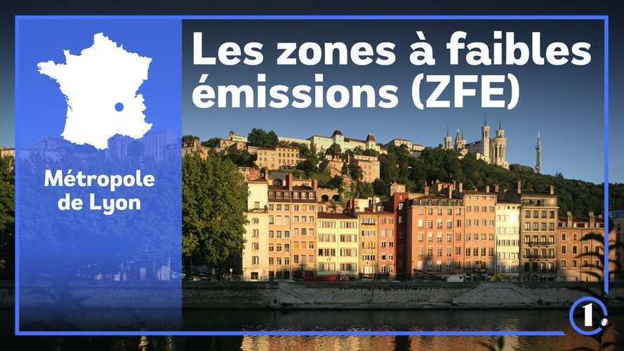 ZFE Lyon - Périmètre, véhicules concernés, amendes...