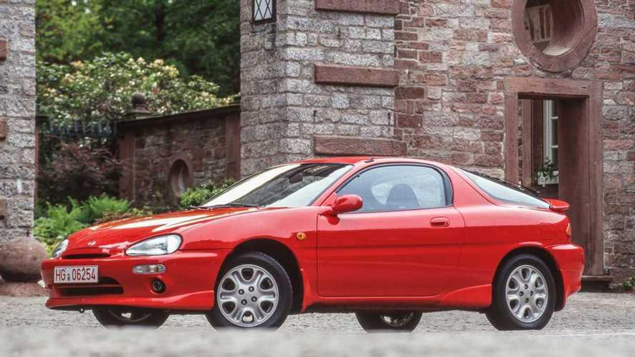 Mazda MX-3, la coupé con il V6