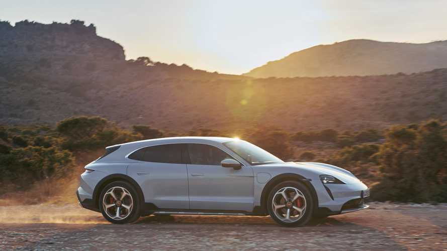 2021 Porsche Taycan Cross Turismo: The Electric Wagon Has Arrived