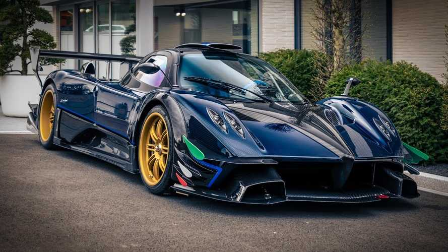 Pagani Zonda Revolucion Road Car Conversion Is Happening