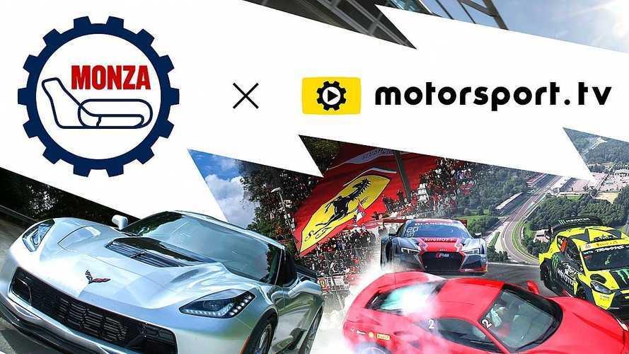 «Монца» выходит в прямой эфир на Motorsport.tv
