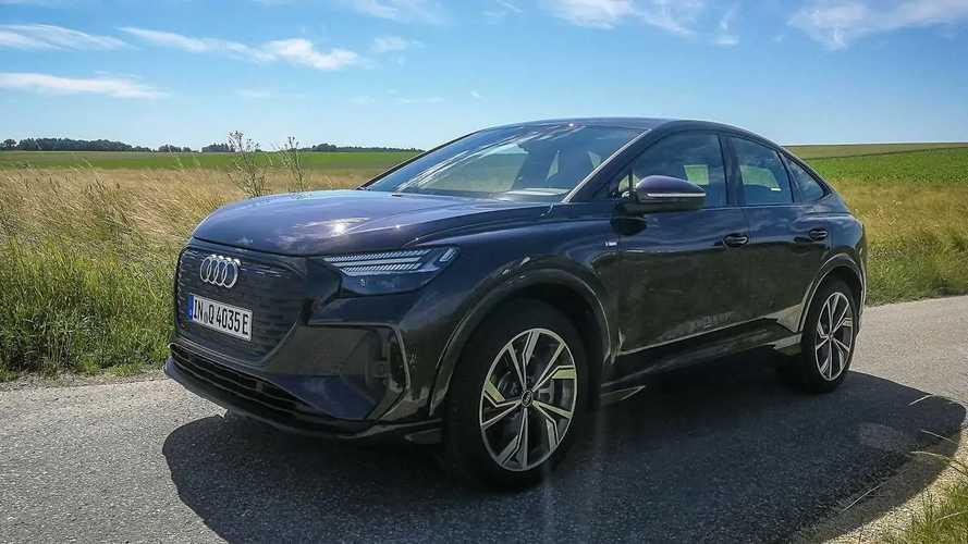 Já dirigimos: Audi Q4 e-tron Sportback é o elétrico que queremos