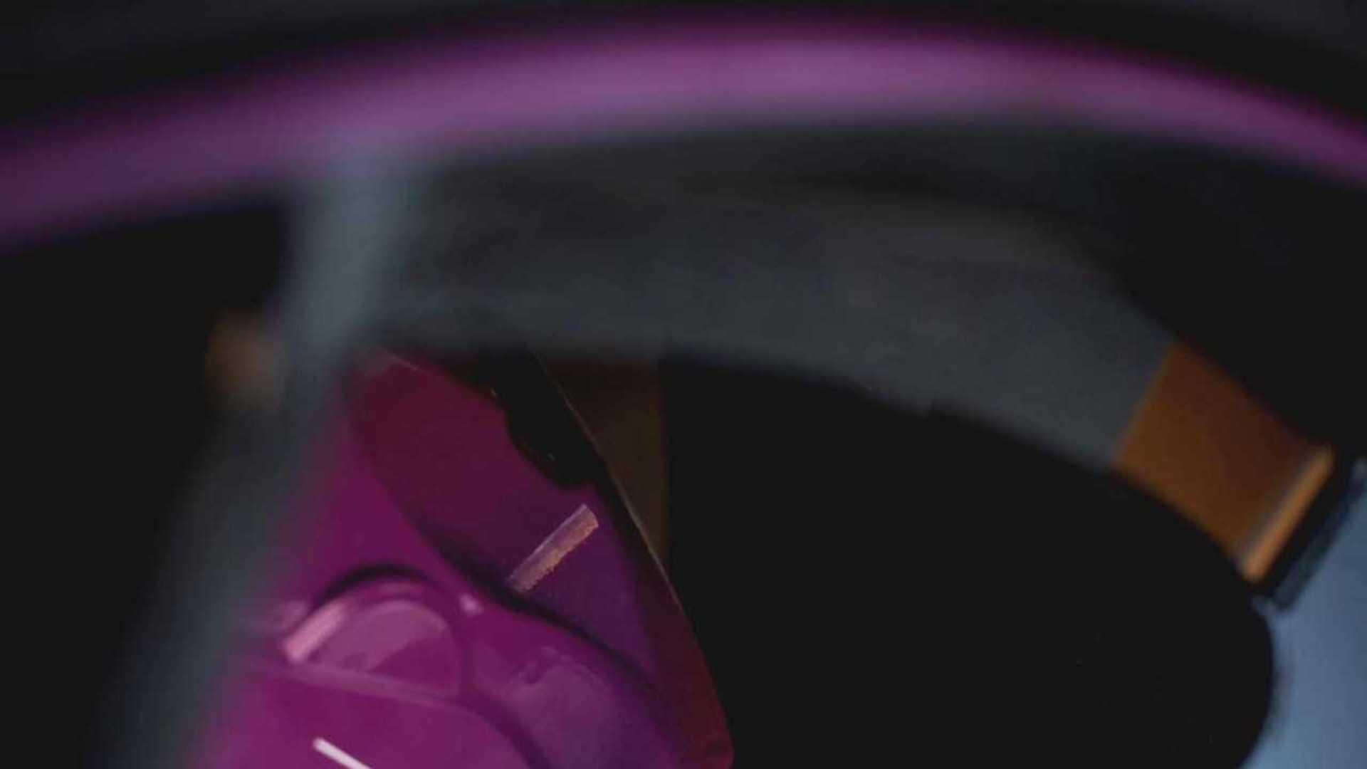 Lamborghini Urus With Purple Cabin By Mansory
