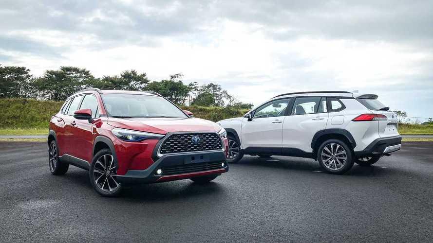 Teste: Toyota Corolla Cross 2022 é SUV com tudo para repetir sucesso do sedã