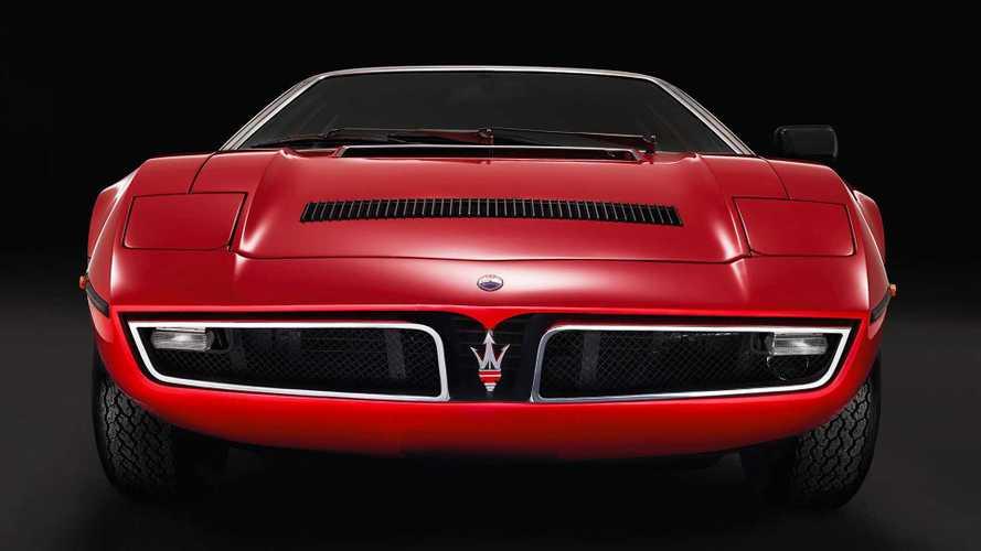 Maserati Bora: Premiere vor 50 Jahren