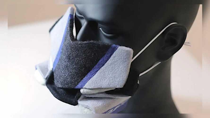 Yamaha YZF-R1M Face Mask