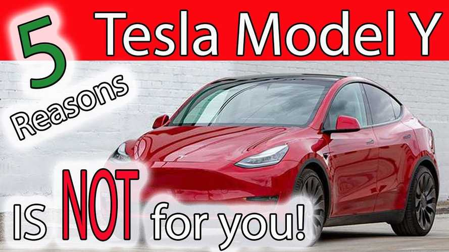 5 Reasons Why A Tesla Might Not Be For You