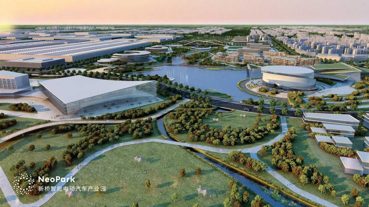 NeoPark Will Be Nio's Gigafactory For A Global Expansion