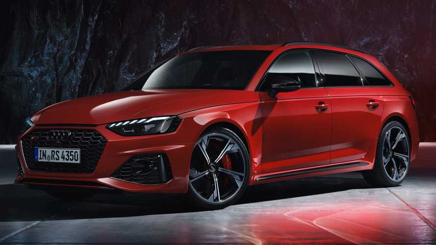 Audi RS4 fully electric model reportedly planned with massive torque