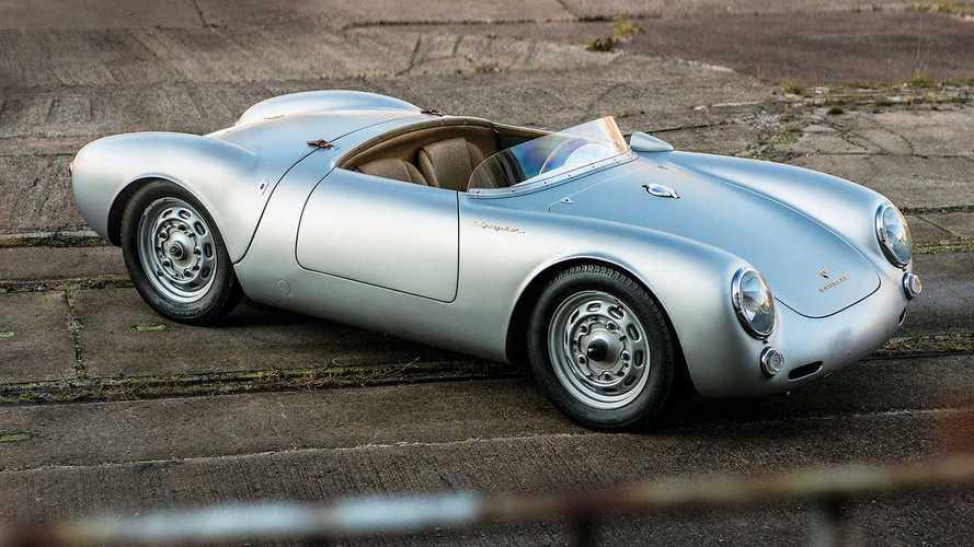 Il cambio dell'auto di James Dean vale più di 100.000 euro