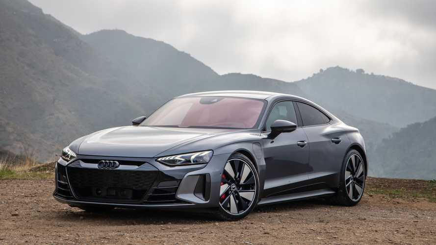 2022 Audi e-tron GT On Sale This Summer, Prepare At Least $100K
