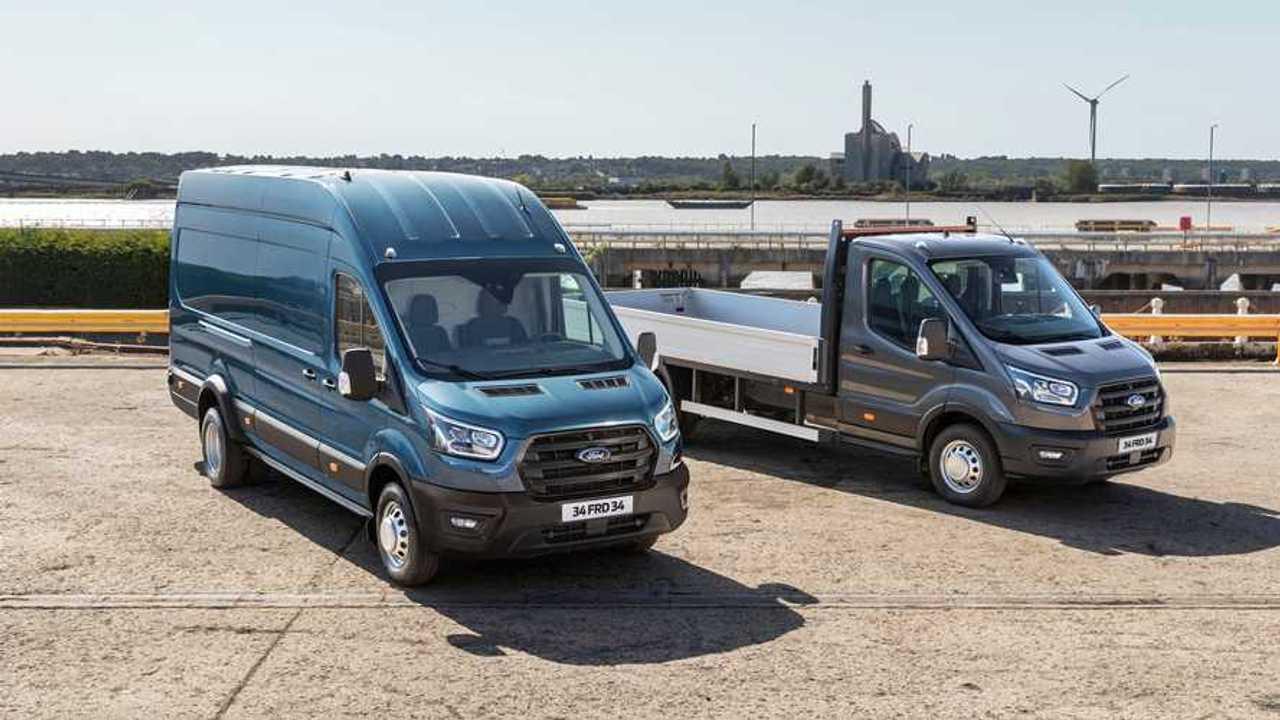 Ford Transit 5 Ton