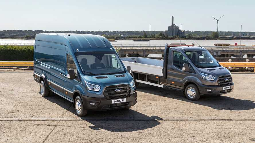 Ford Transit ailesi büyümeye devam ediyor