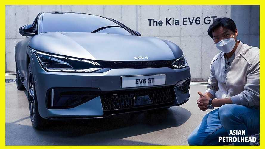 Kia EV6'e bu video ile yakından bakın