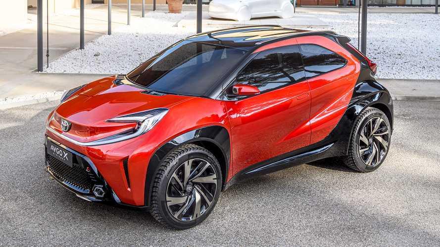 L'erede della Toyota Aygo sarà prodotta in Repubblica Ceca