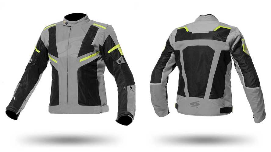 Italian Gear Supplier Spyke Introduces Airmaster Touring Jacket