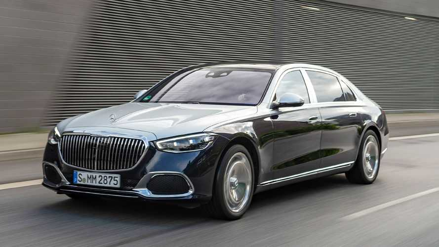 2022 Mercedes-Maybach S-Class: First Drive