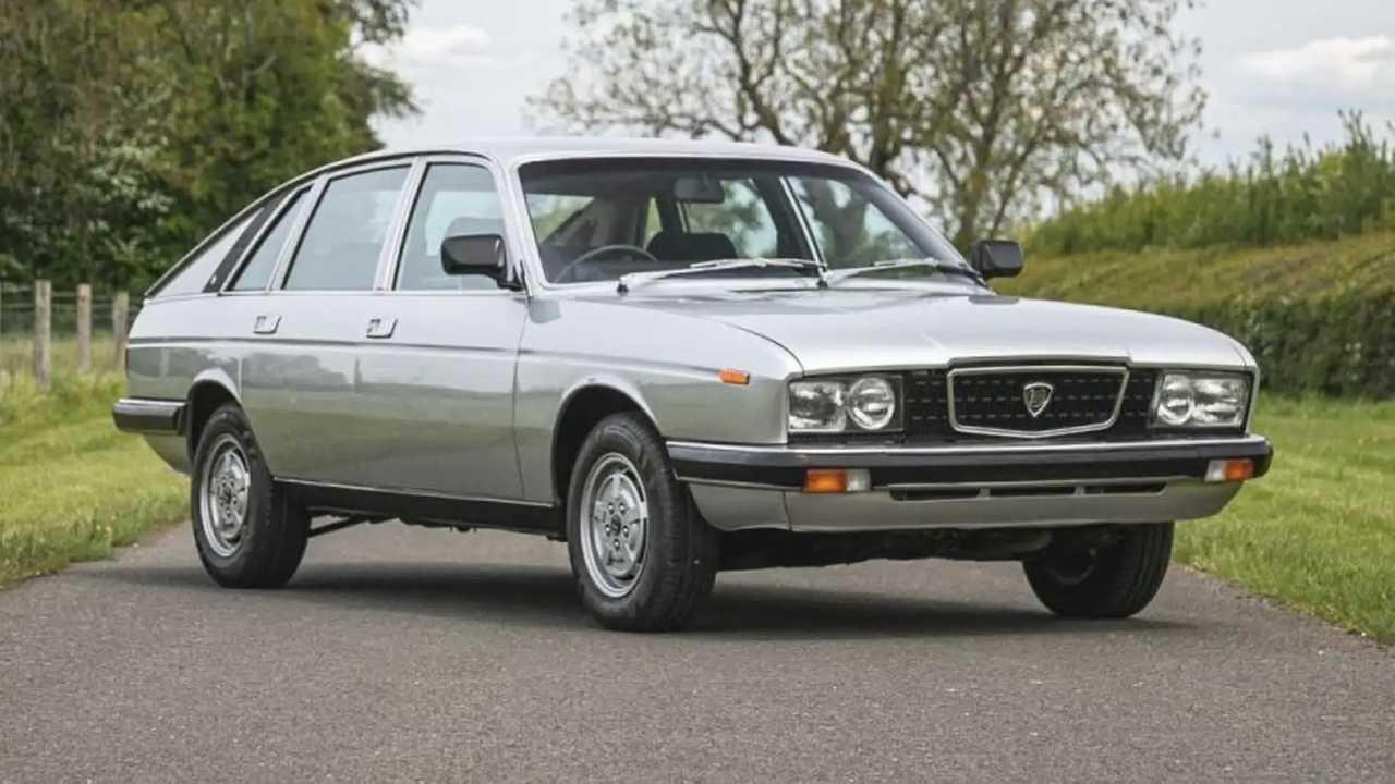 Lancia Gamma 1976 en venta perfectamente restaurado