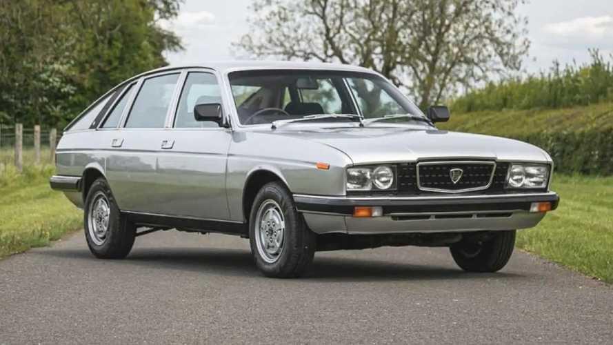 Se vende un Lancia Gamma de 1976 prácticamente nuevo