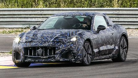 "Maserati GranTurismo: Erstes Elektromodell mit ""Folgore""-Antrieb"