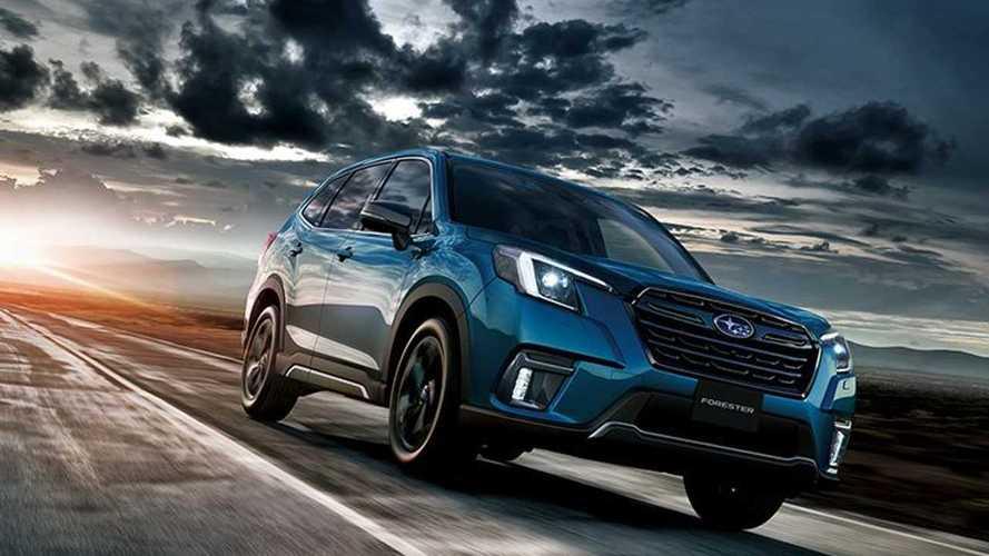 Subaru Forester Wilderness'tan bir teaser daha geldi!