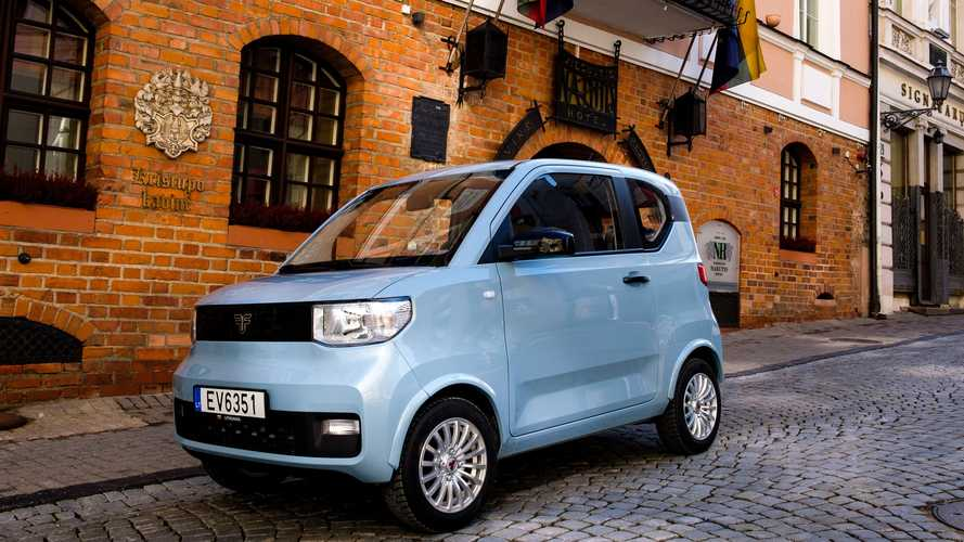 FreZe Nikrob EV Is More Than A Rebadged Wuling Hongguang Mini EV