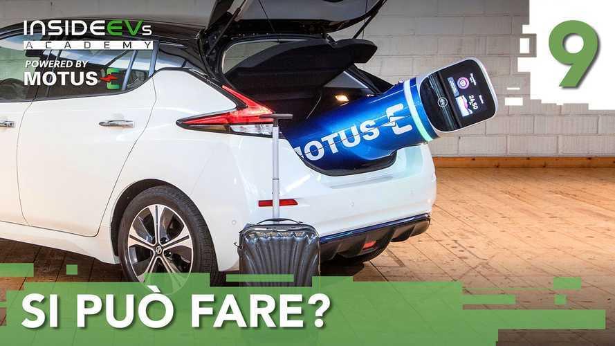Viaggiare in auto elettrica? Si può (con qualche accortezza)