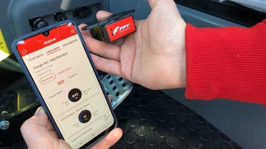 FPT, un'app per sapere tutto dei motori