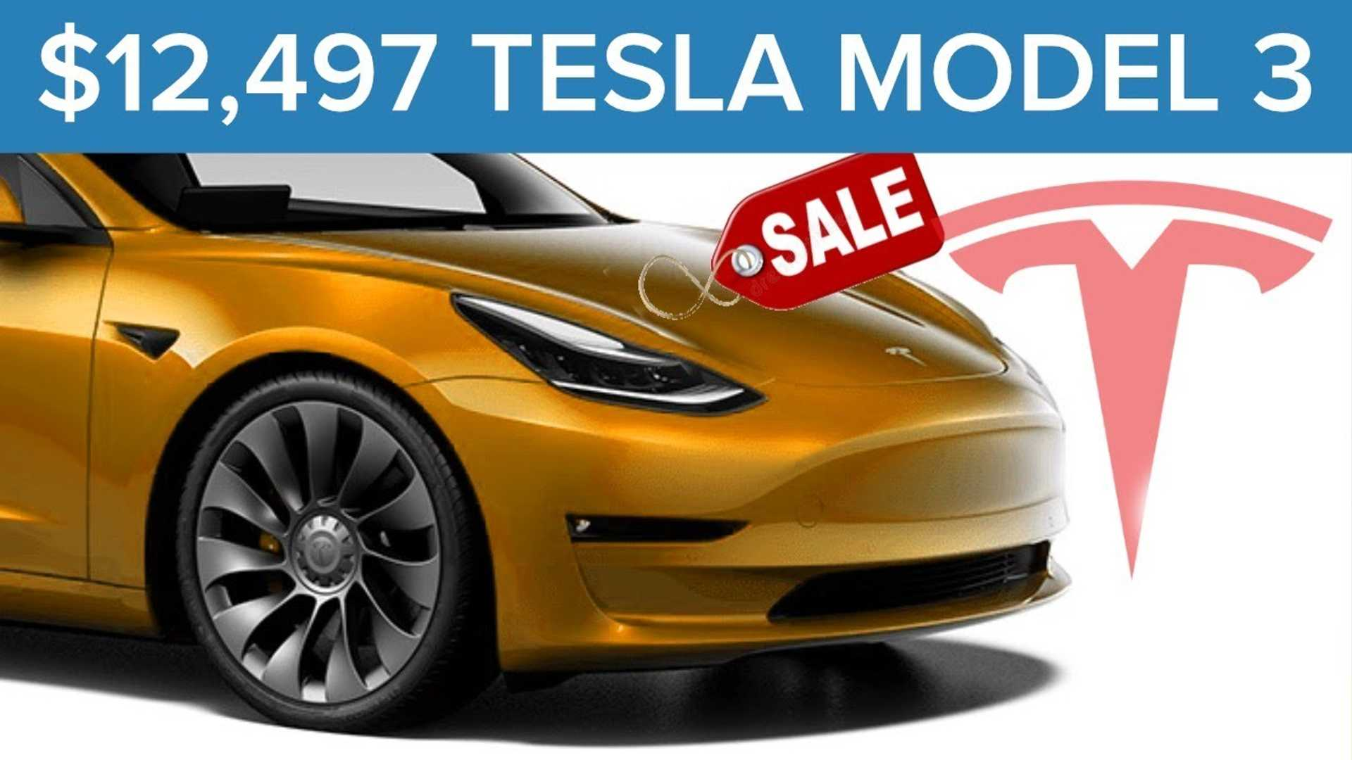 Can You Really Shave $25,000 Off The Price Of An Electric Car?