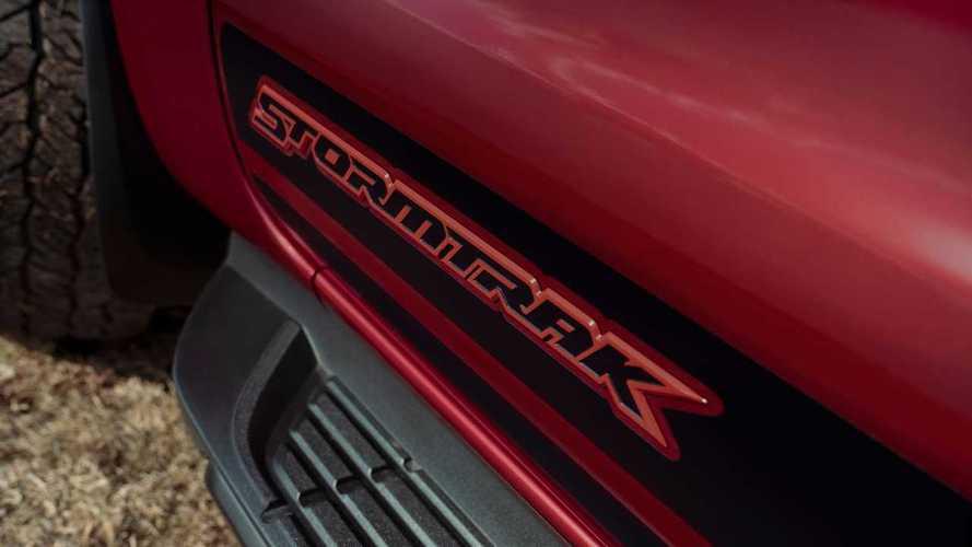 Ford Ranger Stormtrak und Ford Ranger Wolftrak (2021)
