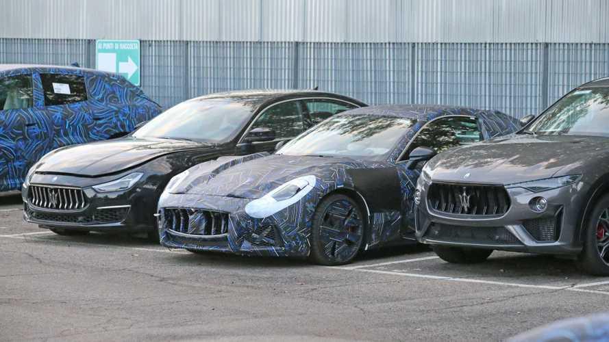 2022 Maserati GranTurismo