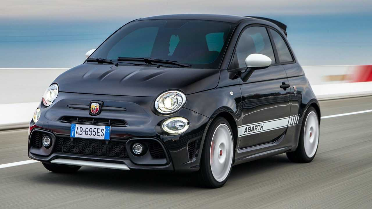 Abarth 695 Esseesse Collector's Edition
