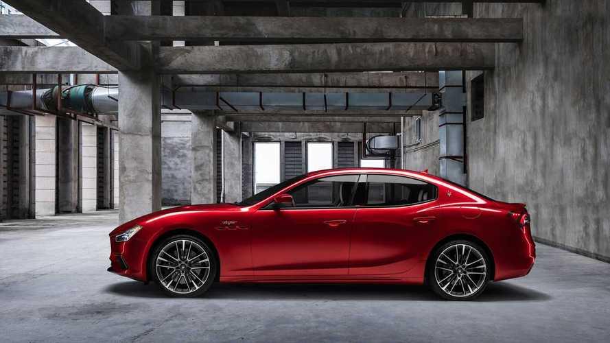 Maserati, nuovi allestimenti per Ghibli, Quattroporte e Levante