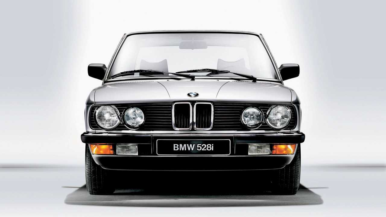 BMW Serie 5 E28 (1982-1988)