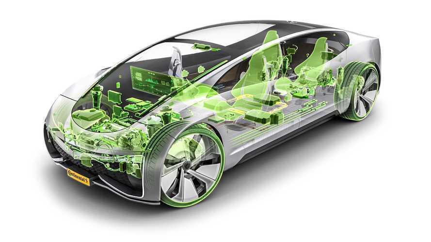 Continental sıfır emisyonlu mobilite yolunda ilerliyor