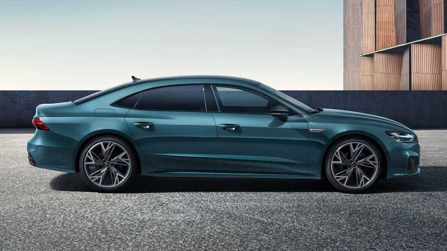 2021 Audi A7L officially revealed, and yes, it's a saloon