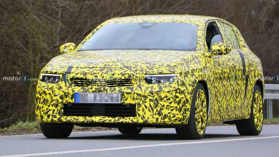 Opel Astra L (2021): Erste Erlkönigbilder des Serienmodells